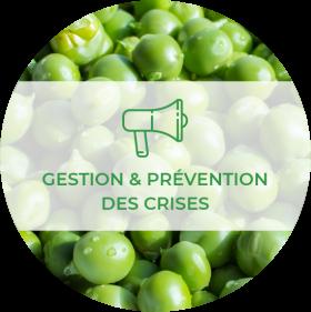 Gestion & Prévention de crise